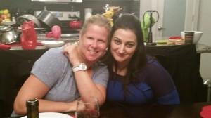 Mona and Norine